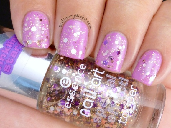 Essence essence nail art special effect topper twinkling stars essence get the party startedg prinsesfo Choice Image