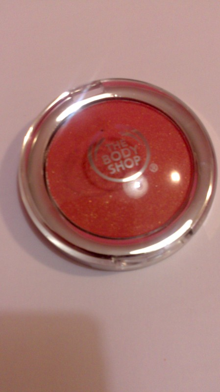 Body Shop All In One Cheek Colour Review