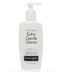 Neutrogena - Neutrogena Extra Gentle Cleanser for Sensitive Skin Review - Beauty Bulletin - Cleansers,Toners,Washes