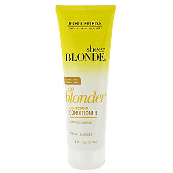 John Frieda® Sheer Blonde® go blonder lightening conditioner