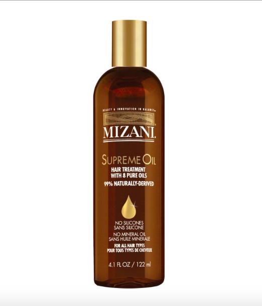 Mizani Supreme Oil Treatment Review