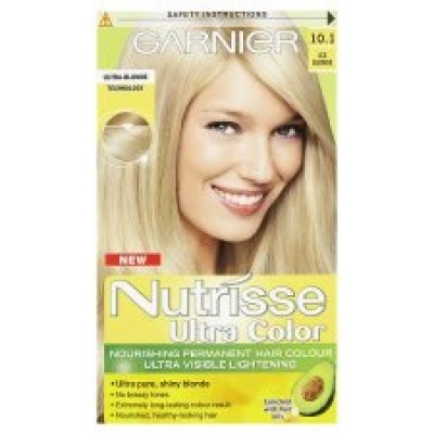 garnier garnier nutrisse ultra color ice blonde 10 1
