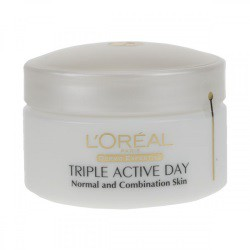Loreal - L'Oreal Triple Active Day (Normal and Combination Skin) Review - Beauty Bulletin - Moisturizers,Day Creams, Night Creams