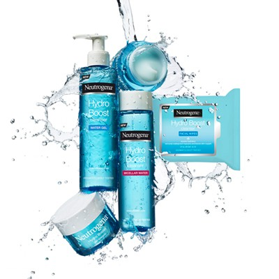 Neutrogena - Neutrogena® Hydro Boost Range Review - Beauty Bulletin - Cleansers,Toners,Washes
