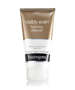 Neutrogena - My Review: Neutrogena Visibly Even Foaming Cleanser Review - Beauty Bulletin - Cleansers,Toners,Washes