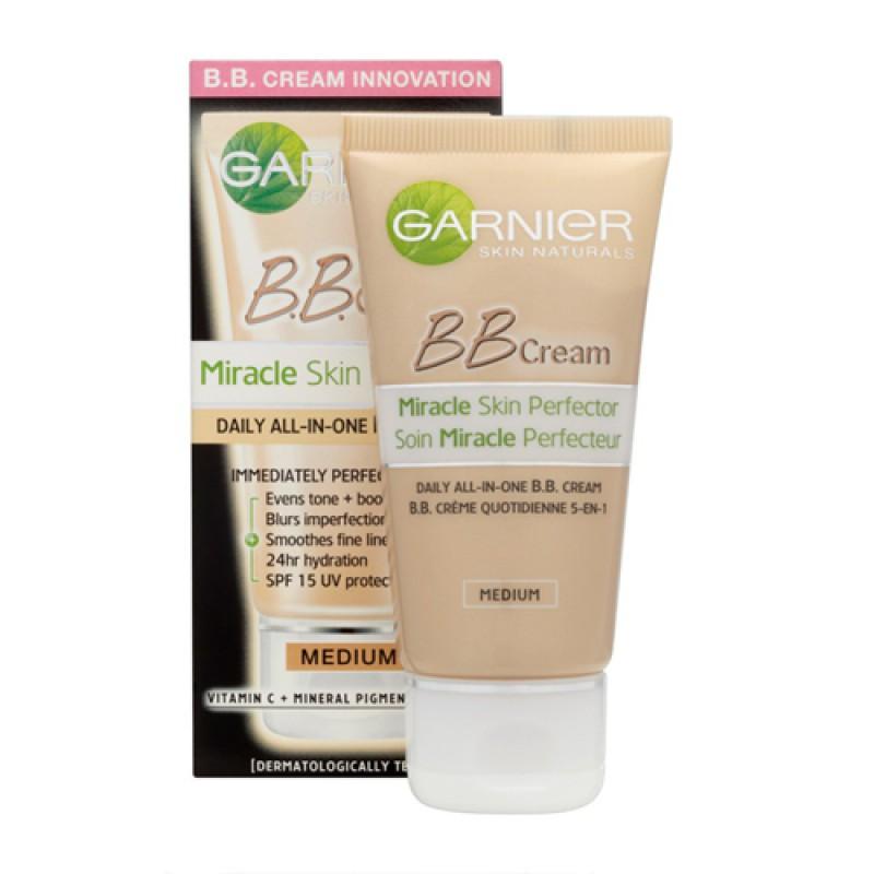 garnier bb cream spf
