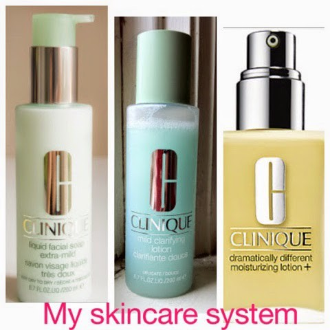 clinique 3 step skin care 3