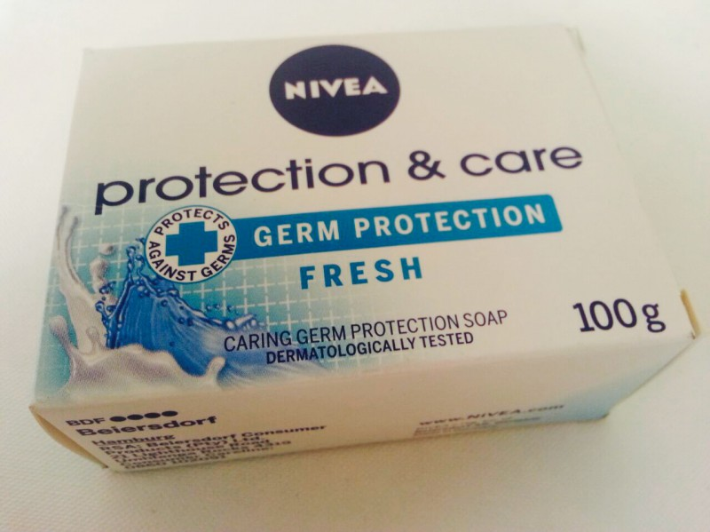 Nivea - NIVEA Protection & Care soap Review - Beauty Bulletin - Bath Soaps, Cleansers, Washes