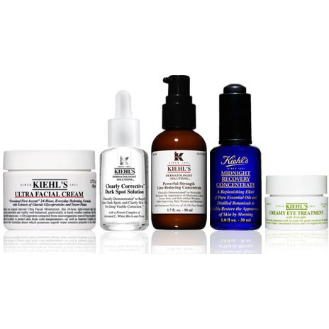 Kiehl's High 5 Range