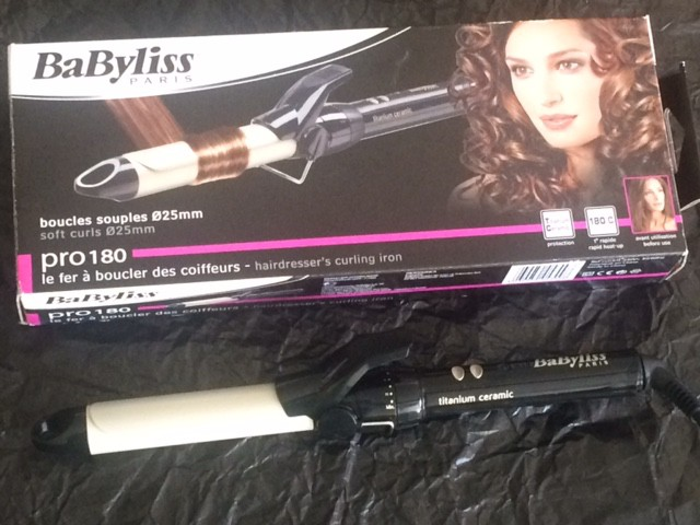 babyliss paris curl secret