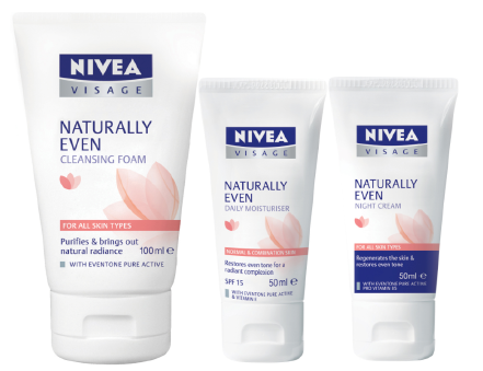 Nivea - Nivea Naturally Even Range Review - Beauty Bulletin - Cleansers,Toners,Washes