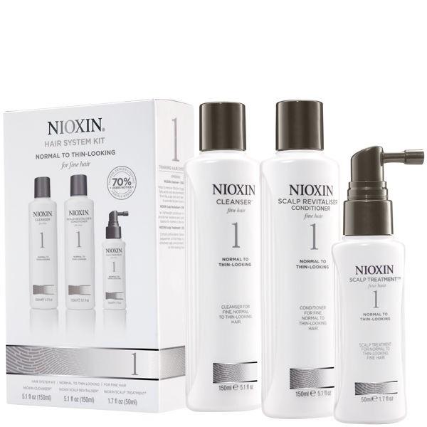 Nioxin Nioxin Hair Treatment System No 1 Fine Hair