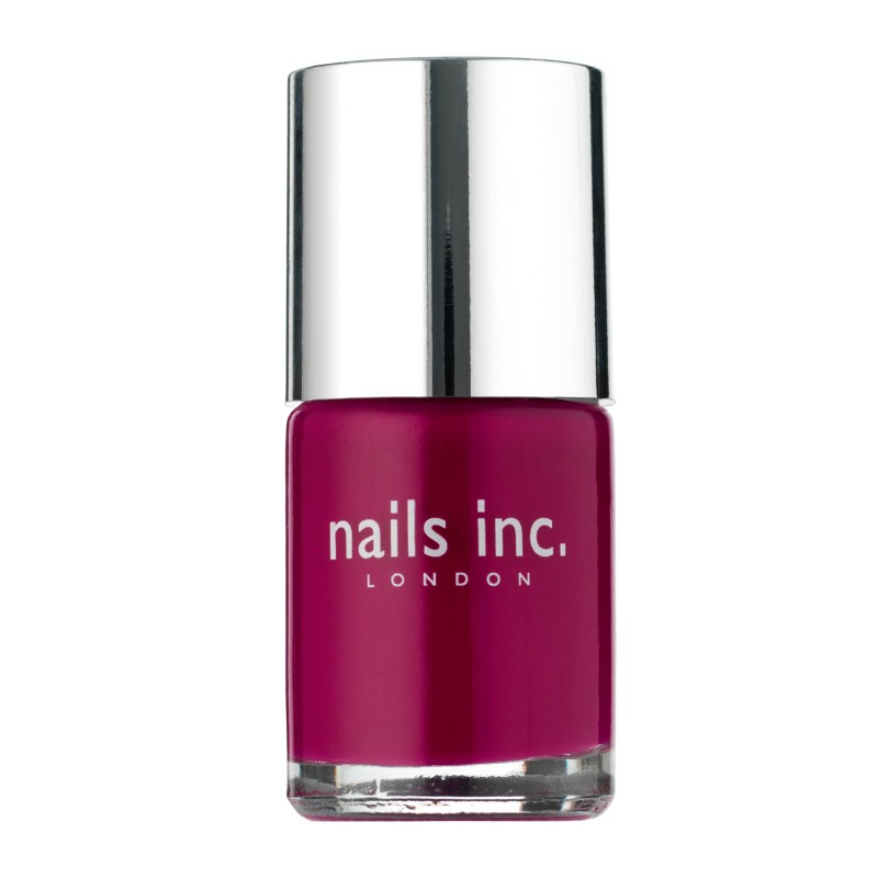 Nail Escapades Polishers Inc: Nails Inc. London Nail Polish Review