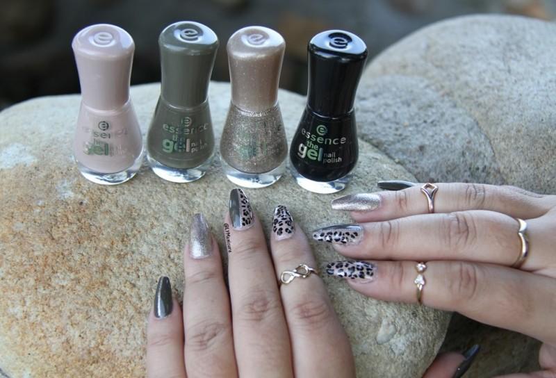 Essence Essence The Gel Nail Polish Review Beauty Bulletin Nail Polishes
