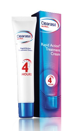 Clearasil Clearasil Ultra Rapid Action Spot Cream Review Beauty Bulletin Acne And Blemish Creams