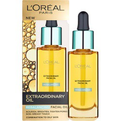 L'Oreal - Extraordinary Face Oil (Rebalancing for Oily Skin) 30ml Review - Beauty Bulletin - Cleansers,Toners,Washes