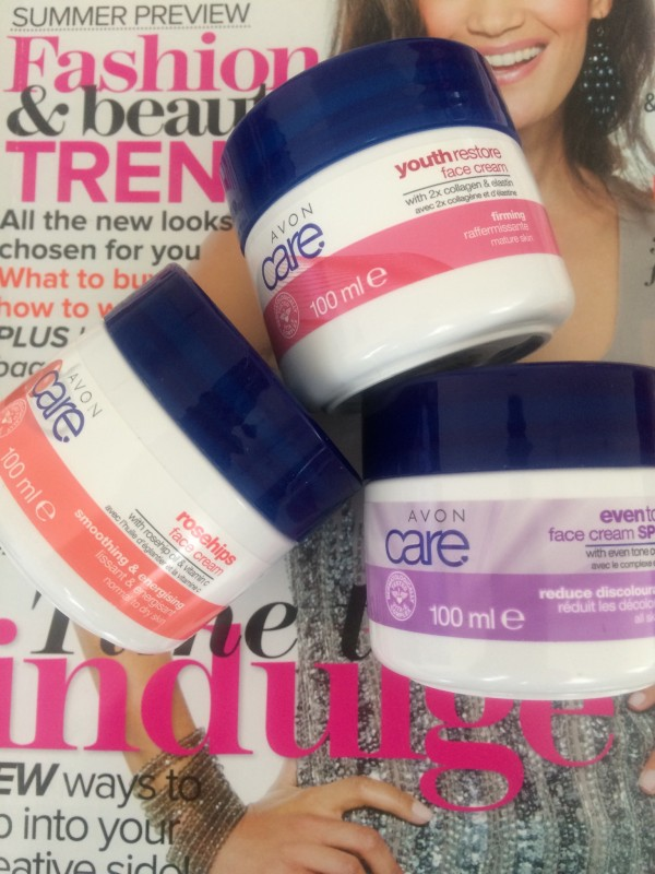Avon Avon Care Youth Restore Firming Face Cream Review Beauty
