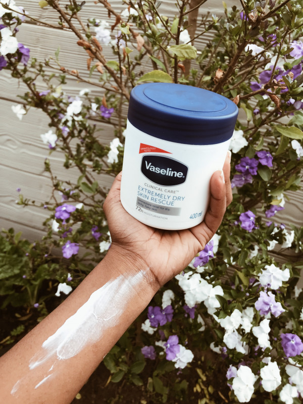 Vaseline Extremely Dry Skin Rescue