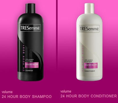 TRESemme 24hr Body Shampoo & Conditioner