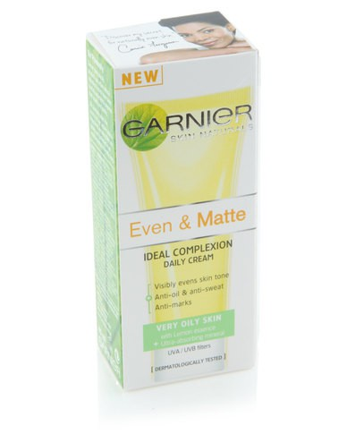 Garnier Garnier Even And Matte Ideal Complexion Daily