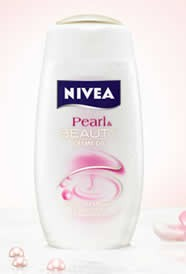 Nivea Shower Pearl & Beauty Crème Oil