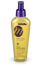 Motions Marula Natural Therapy Hair Scalp Oil