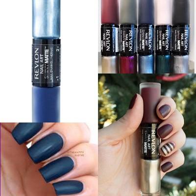 Revlon revlon nail art shiny matte review beauty bulletin revlon nail art shiny matt prinsesfo Images