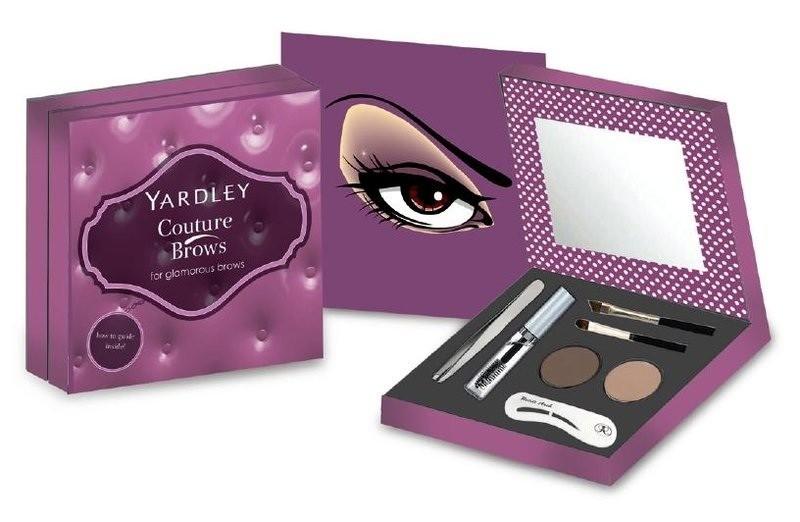 Yardley Yardley Designer Eyebrow Kit Review Beauty Bulletin