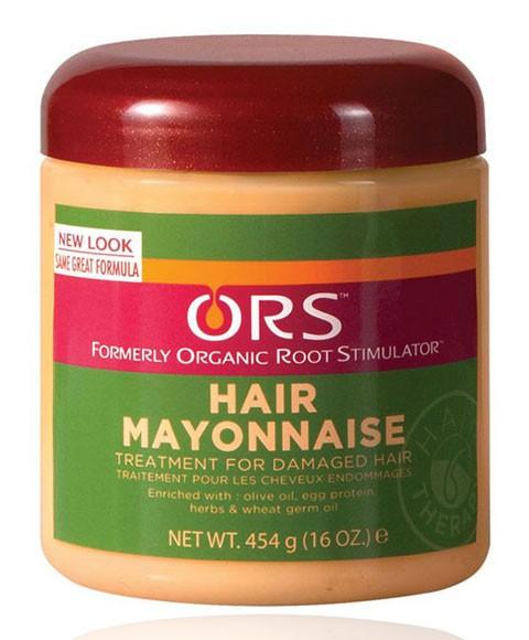 Ors Hair Mayonnaise Treatment For Damaged
