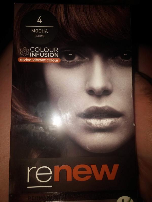 Renew Hair Dye