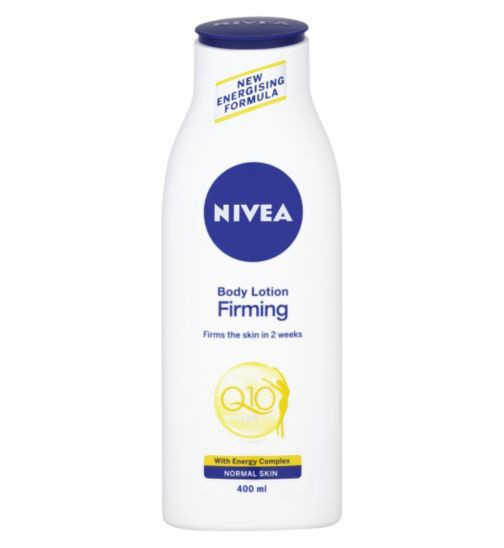 Review Beauty Lotion Bpom: Nivea Firming Body Lotion Review