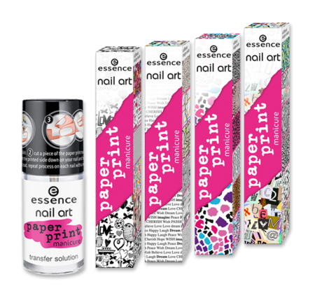 Essence essence nail art paper print manicure review beauty essence nail art paper print manicure prinsesfo Image collections