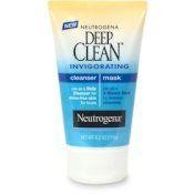 Neutrogena - Neutrogena Deep Clean 2 in 1 Invigorating Wash/Mask  Review - Beauty Bulletin - Cleansers,Toners,Washes