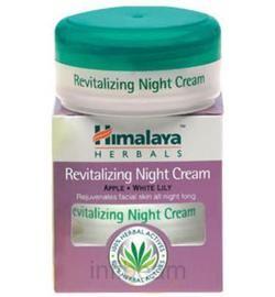 Himalaya Herbals Revitalising Night Cream