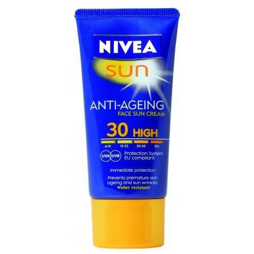 nivea tube cream