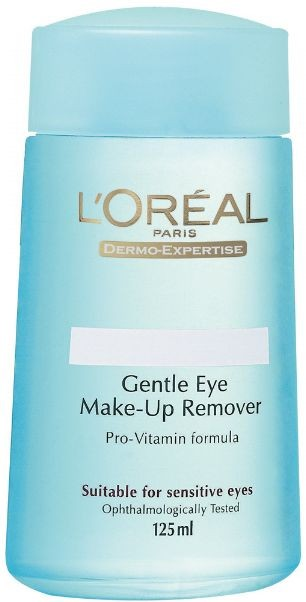 L'oreal Paris Gentle Eye Make-up Remover Hot
