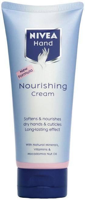 Nivea - Nivea Hand Intensive Nourishing Cream Review - Beauty Bulletin - Nail Care, Treatments