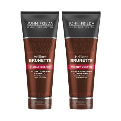 Brunette shampoo reviews
