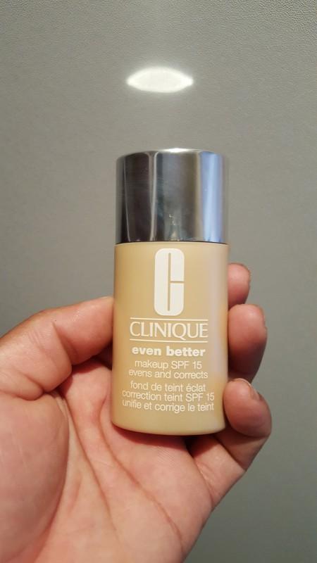 Clinique Even better foundation Review Beauty Bulletin
