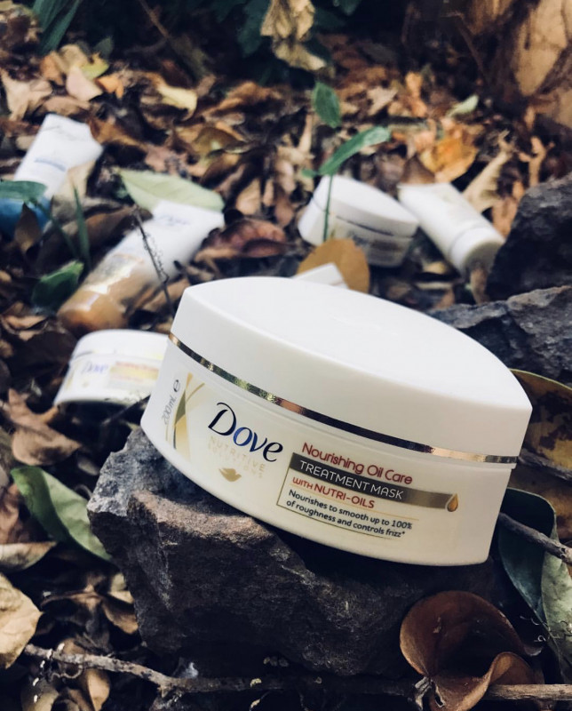 Dove Advanced Hair Series Range
