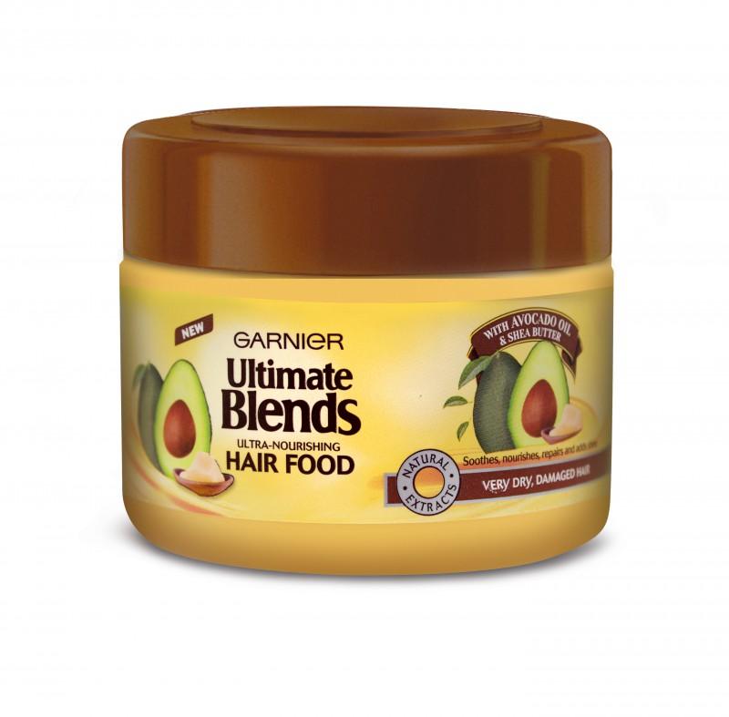 Garnier - Garnier Ultimate Blends Ultra-Nourishing Hair Food