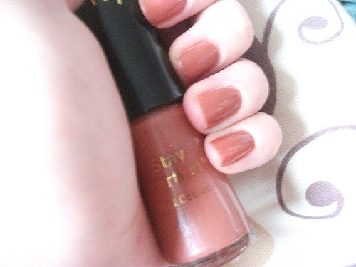 No7 - No7 Stay Perfect nail colour- Highland mist Review - Beauty ...