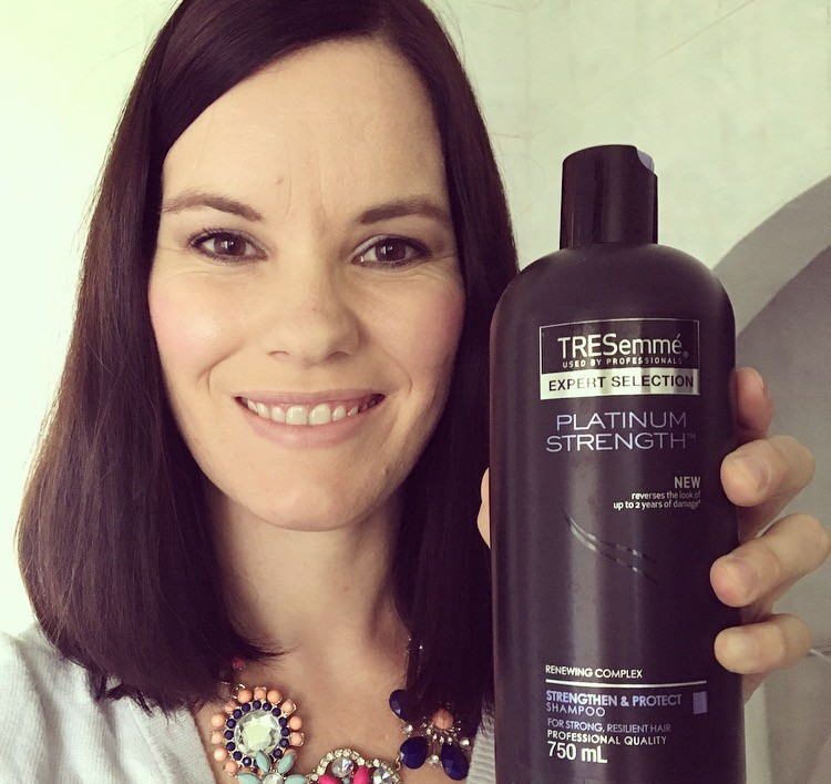 Tresemme Tresemme Platinum Strength Shampoo And Conditioner Review