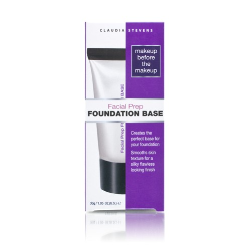 Claudia steves facial prep foundation base — 5