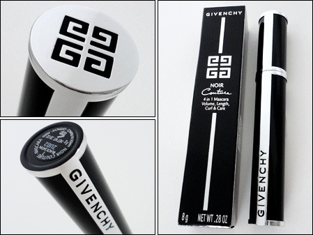 27bec1233a6 Givenchy - Givenchy Noir Couture 4 in 1 Mascara Review - Beauty ...