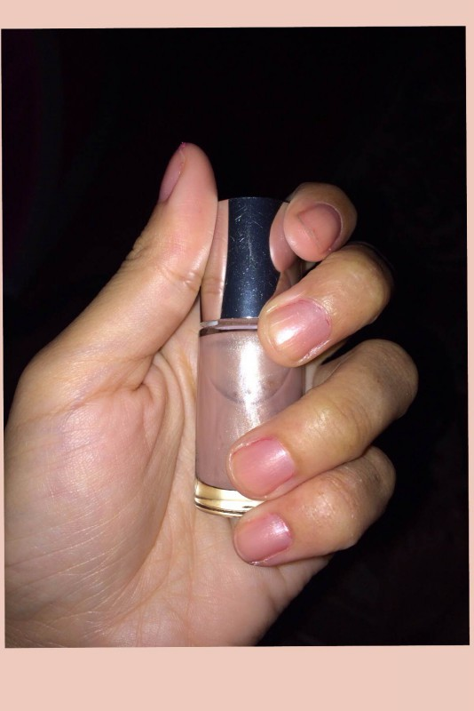 Clinique - Clinique Nail Polish In Nude Review - Beauty Bulletin - Nail Polishes