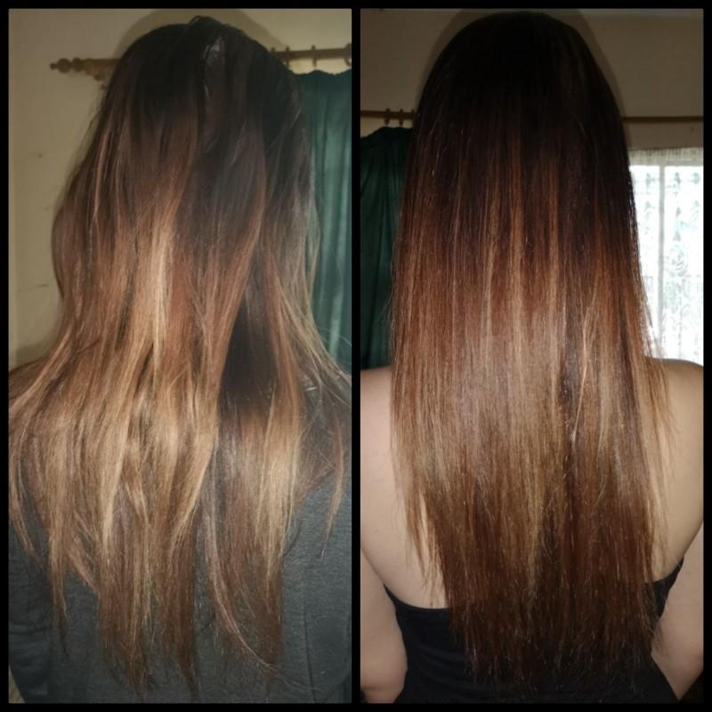 tresemme tresemm233 keratin smooth shampoo review beauty