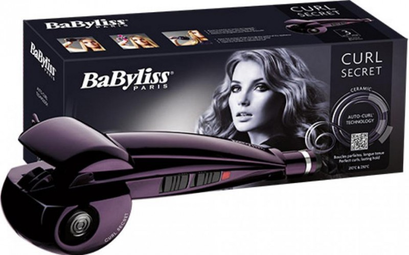 Babyliss Babybliss Secret Curl Review Beauty Bulletin