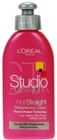 Loreal - L'OREAL Studio Line HOT Straight Smoothing Cream Review - Beauty Bulletin - Styling Products