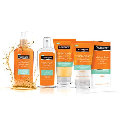Neutrogena - NEUTROGENA® VISIBLY CLEAR® Spot Proofing Range Review - Beauty Bulletin - Acne and Blemish Creams